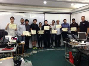 dcap Advanced Class KL August 2014