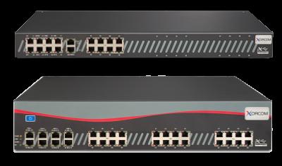IP PBX - Xorcom example appliances