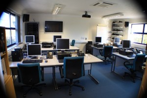 Facilities in training room
