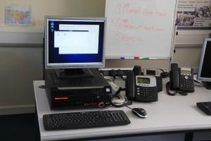 facilities at TeleSpeak Training centre